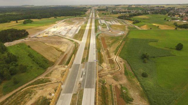 Odcinek Autostrady A1 Pyrzowice-Woźniki