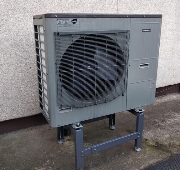 Przykład realizacji zadania naszego mieszkańca który uzyskał dofinansowanie na zakup i montaż pompy ciepła o podwyższonych wymaganiach w ramach programu Czyste Powietrze.